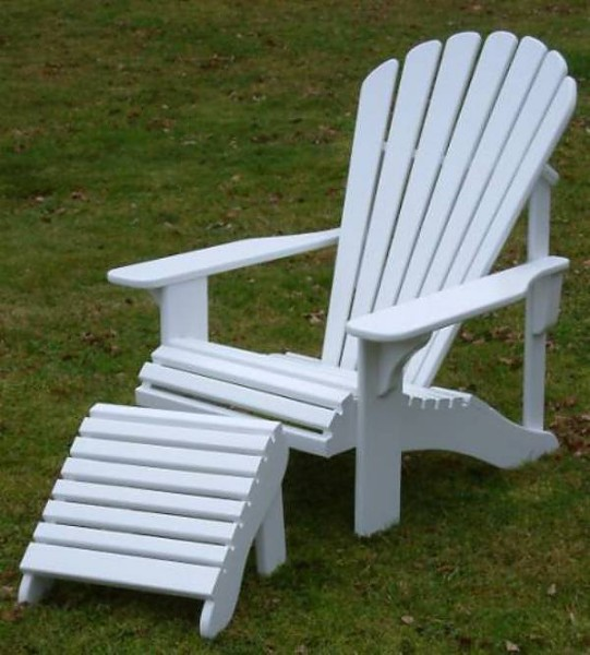 adirondack chairs white 1