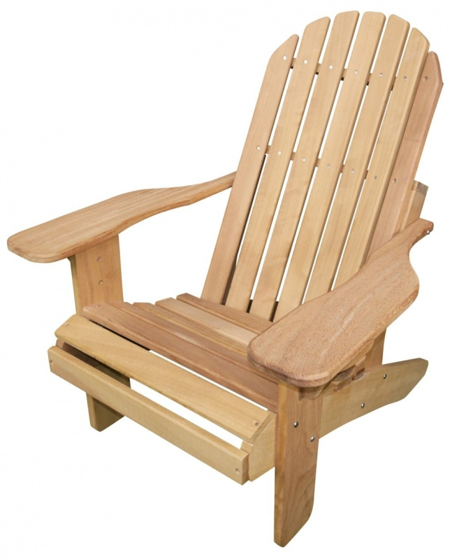 muskoka hardwood chair in iroko. Black Bedroom Furniture Sets. Home Design Ideas