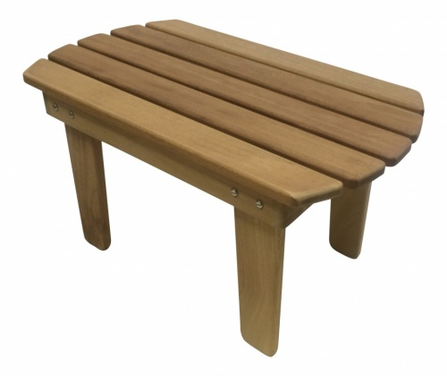 Coffee Table in Iroko