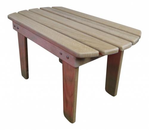 Coffee Table In European Oak