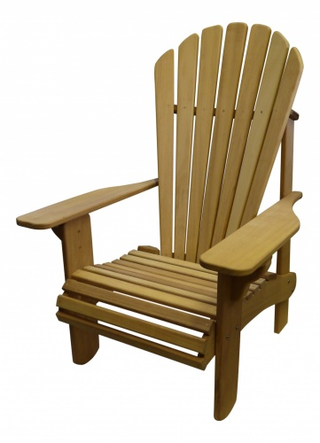 Florida Adirondack Chair in Iroko